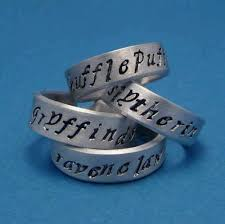 argollas de matrimonio de Harry Potter